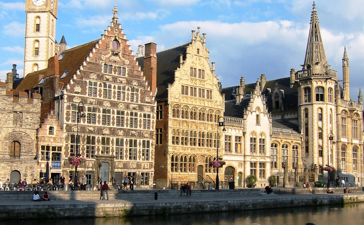 Ghent Belgium  City pictures : Tourism Ghent Belgium launches map listing vegetarian restaurants in ...