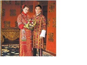 bhutan-traditional outfit