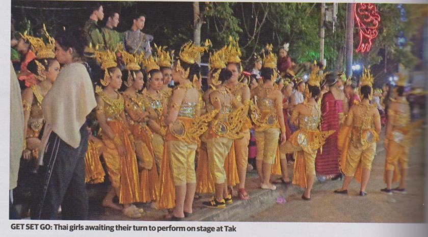 thai girls