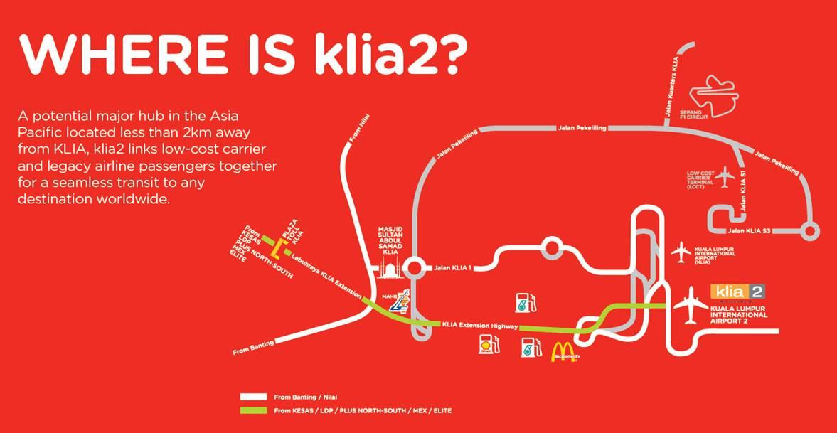 Opening Of Kuala Lumpur International Airport 2 Klia2