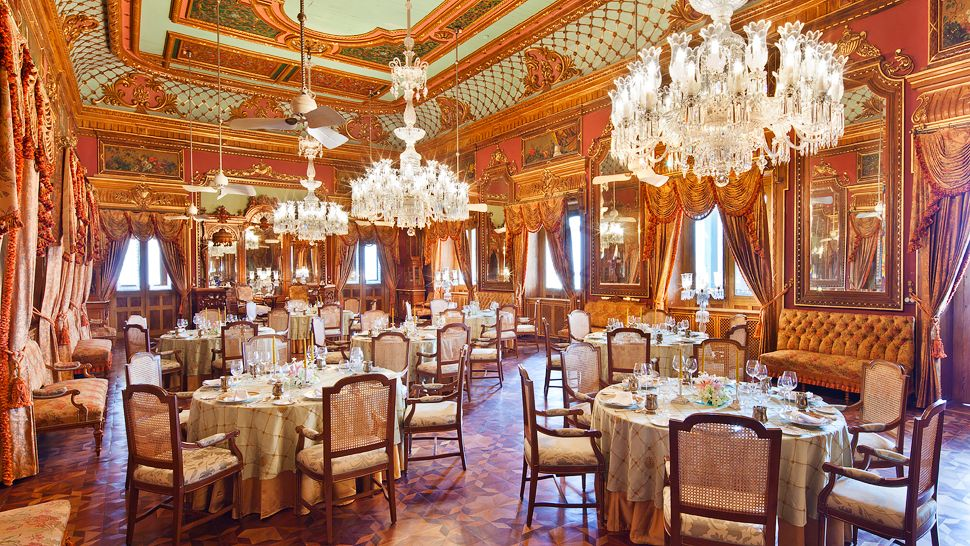 Indian Restaurant With Function Room
