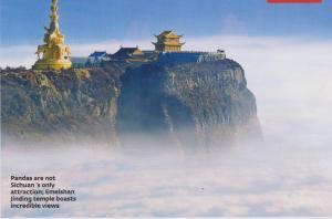 emeishan jinding temple