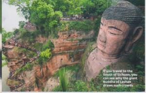 giant budha of leshan