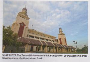 taman mini mosque