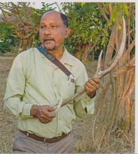 kuttappan-resident naturalist