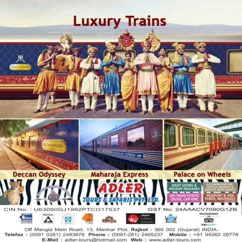 luxury trains copy