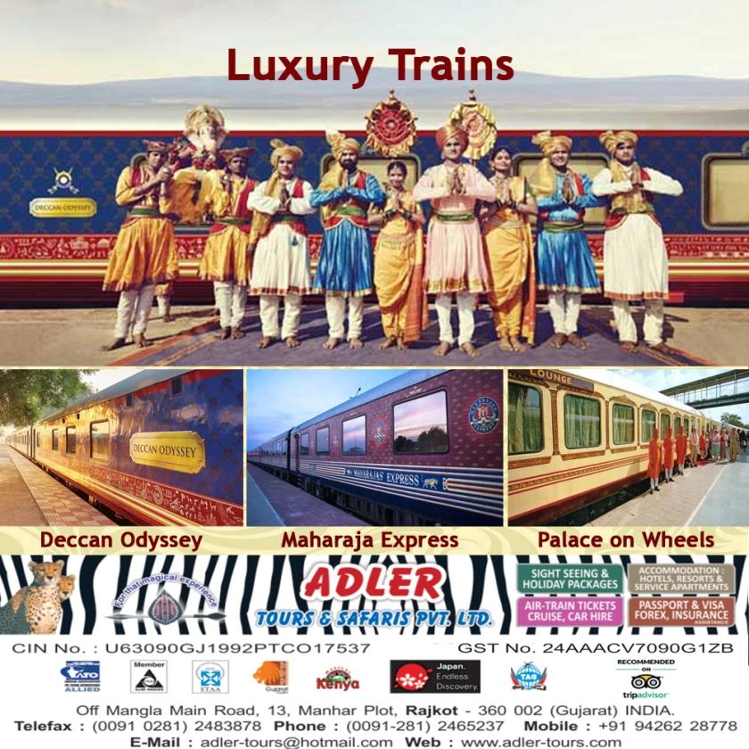 luxury trains copy