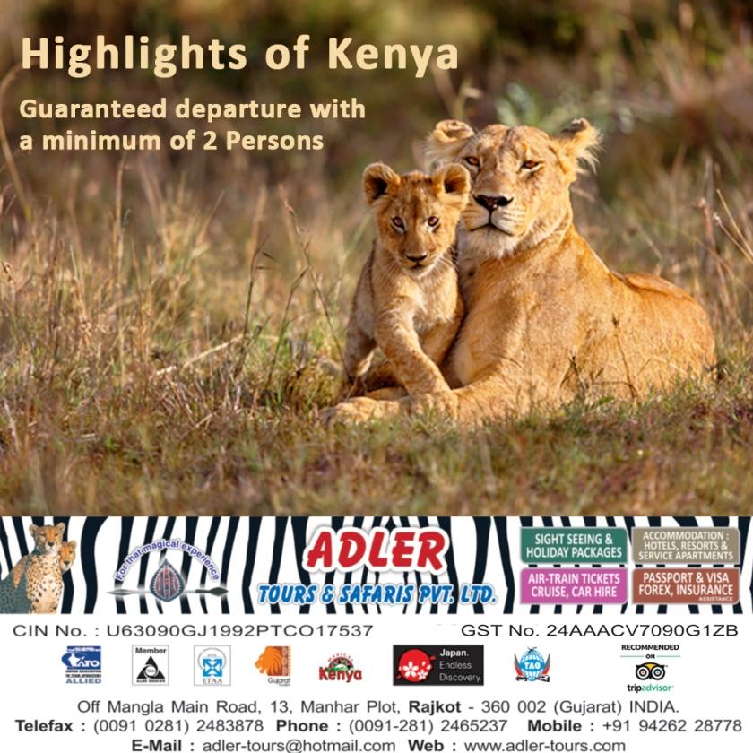 Highlights of Kenya copy