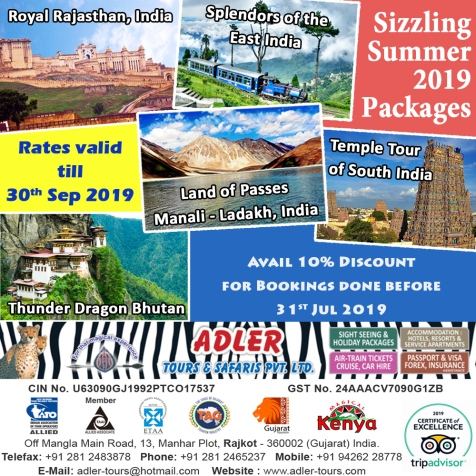 Summer 2019 Packages copy
