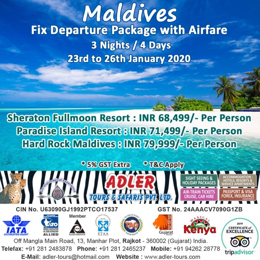 maldives fix departure copy
