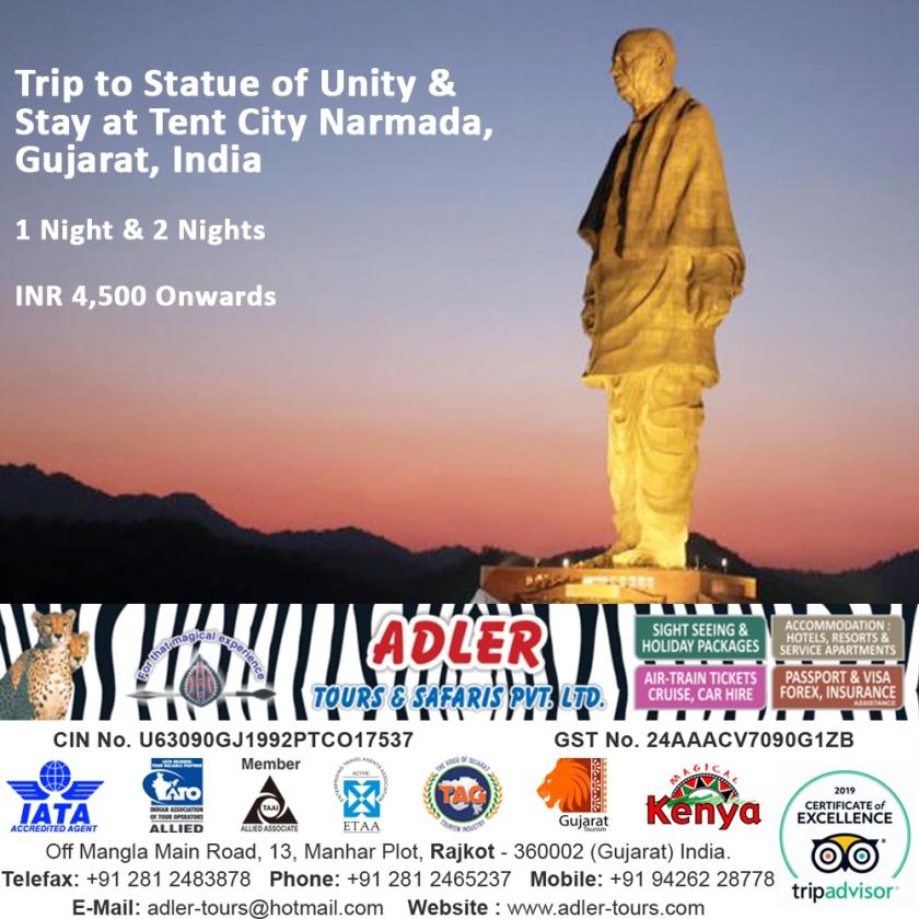 statue of unity copy